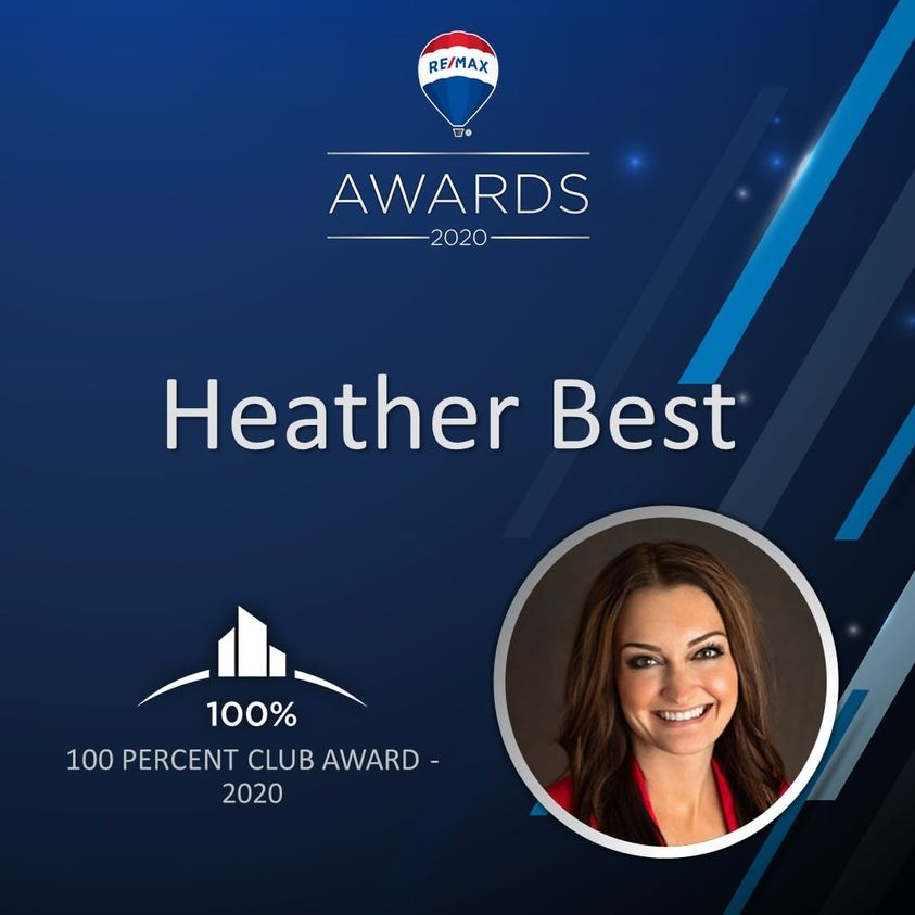 heather best, realtor pinnacle awards, real estate agent