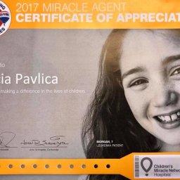 , Go Felicia, Felicia Pavlica
