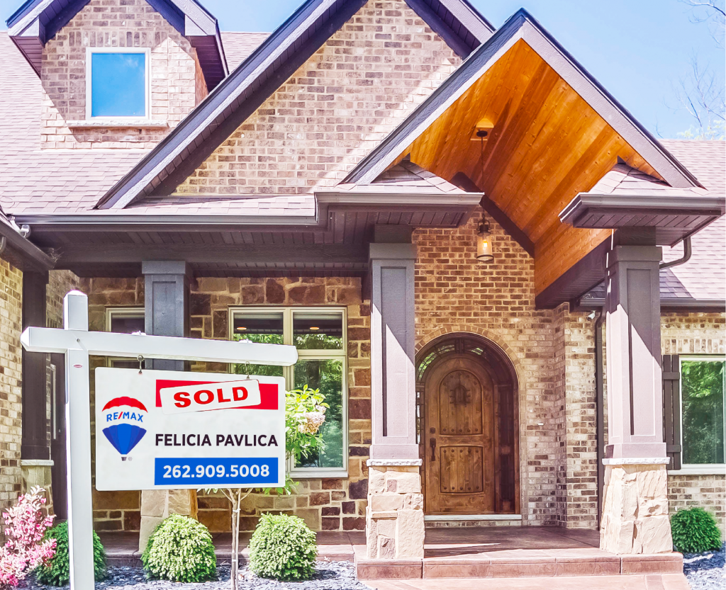 sell your home in kenosha, go felicia, felicia pavlica